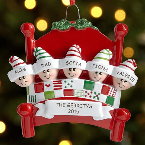 house ornament personalized personalized ornaments for family at personal