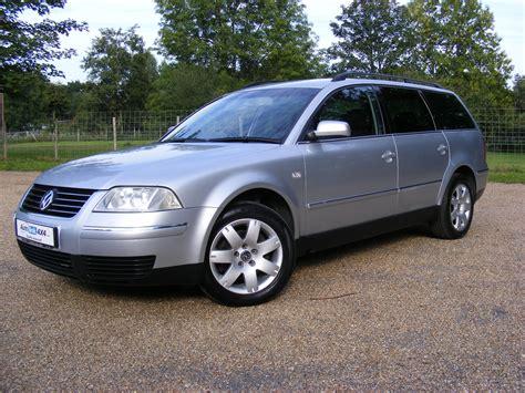 Volkswagen Passat 2003 by 2003 Volkswagen Passat 1 9 Tdi 4motion Sport Estate