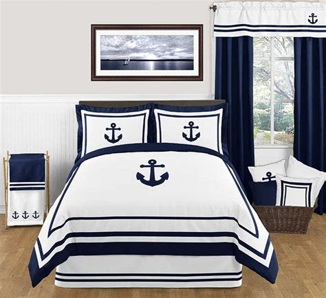 hton comforter set anchors away comforter set 3 size by