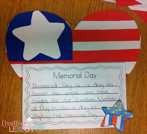 memorial day crafts for creative lesson cafe five for friday end of the year