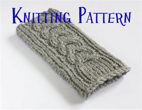 how to knit a phone sock instant pdf knitting pattern iphone 5 sock by