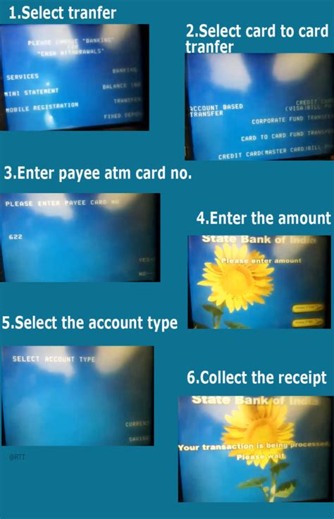 how to make atm card atm to atm money transfer guide for indian banks researched