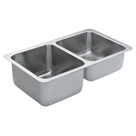moenstone kitchen sink moen stainless steel bowl kitchen sink g18242