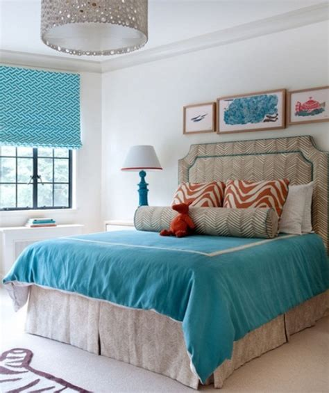 turquoise bedroom design blue and turquoise accents in bedroom designs 39 stylish