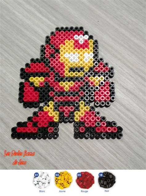 iron bead patterns iron hama perler by bartelet les