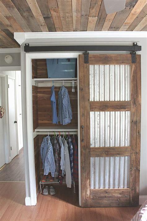 barn door closet best 25 barn door closet ideas on barn doors