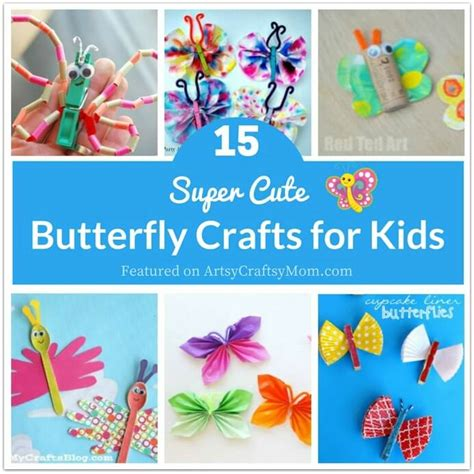 butterfly crafts for 15 butterfly crafts for