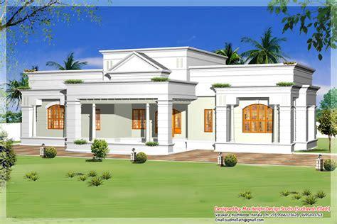 one story home plans single storey house design plan single story modern house