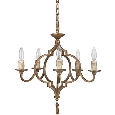 gold chandelier light coraline country antique gold arabesque 5 light chandelier kathy kuo home