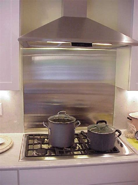 sheets of stainless steel for backsplash stainless steel backsplash sheets roselawnlutheran
