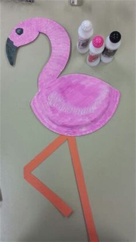 flamingo craft projects children s crafts on preschool crafts paper