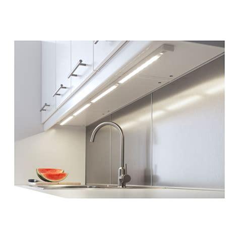 ikea cabinet led lighting rationell led worktop lighting aluminium colour 60 cm ikea