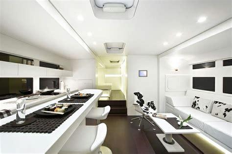 trailer home interior design 100 fantastische wohnmobile luxus auf r 228 dern