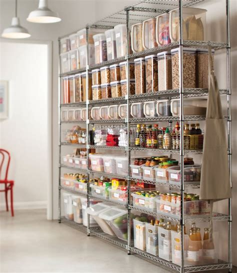 how to organize a pantry 47 cool kitchen pantry design ideas shelterness