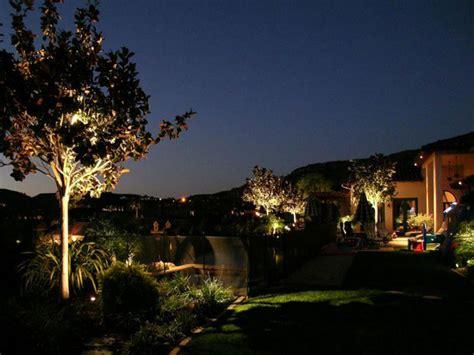 poway lights poway landscape lighting by artistic illumination