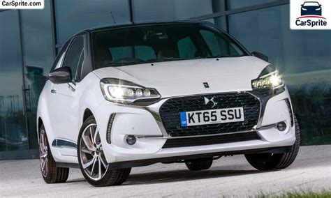 Citroen Ds3 Price by Citroen Ds3 2016 Prices And Specifications In Car