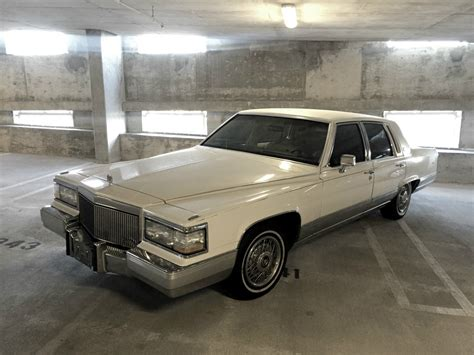 1992 Cadillac Brougham For Sale by 1992 Cadillac Brougham For Sale