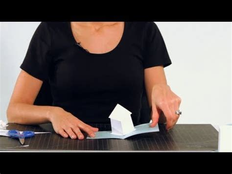 how to make something pop out of a card how to make a house pop up card pop up cards