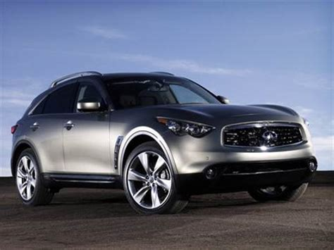 blue book value used cars 2007 infiniti fx head up display 2010 infiniti fx pricing ratings reviews kelley blue book