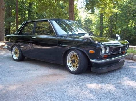 1970 Nissan Datsun 510 by Nissan Other Coupe 1970 Black For Sale Pl510133939 1970