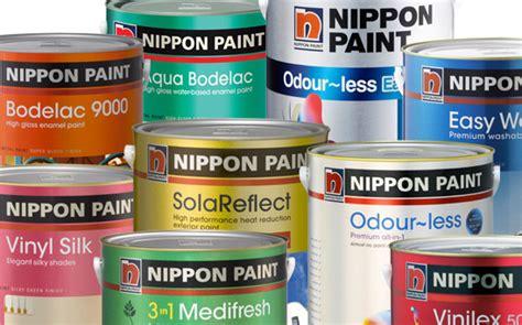 harga cat painting daftar harga cat tembok nippon paint terbaru 2016