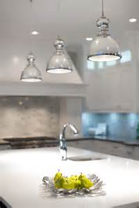 glass kitchen lighting mercury glass pendant light kitchen contemporary with
