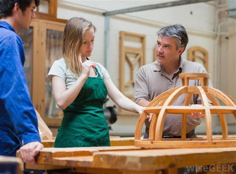 woodworking schools how do i become a carpenter with pictures