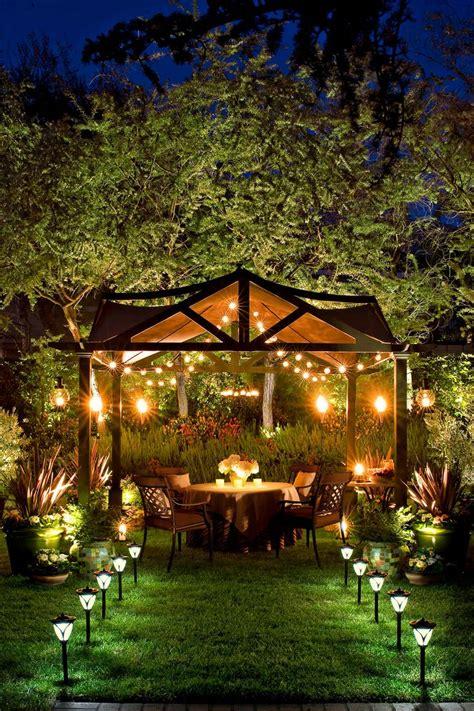 lights for backyard 25 best ideas about backyard lighting on