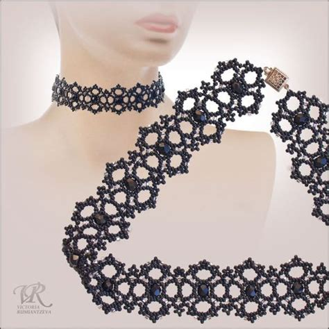 beaded choker necklace patterns best 25 beaded necklace patterns ideas only on