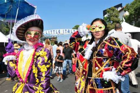 festival italy 22nd annual takes italy on sunday