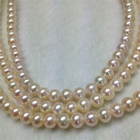 wholesale pearl freshwater pearl strand wholesale aaa ivory white pearl
