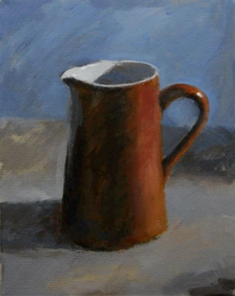 acrylic paint jugs how to paint a warm cool still painting using only