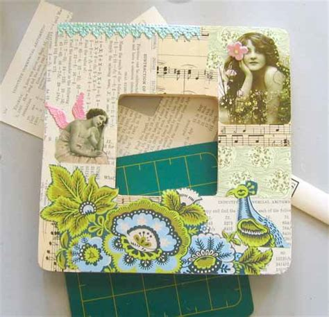 how to decoupage with mod podge with mod podge how to decoupage picture frames
