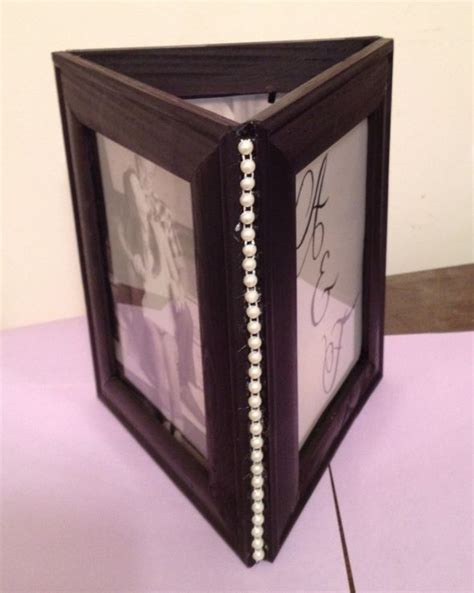 picture frame centerpiece diy photo centerpiece wedding centerpiece centerpieces