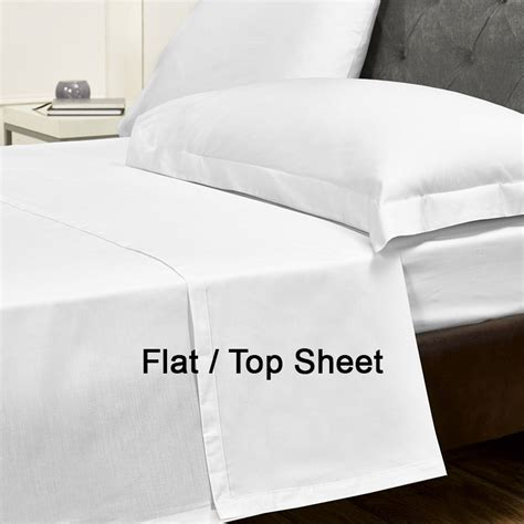 top sheets 1000tc hotel cotton 1 flat top sheet 1000 flat