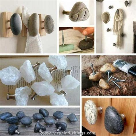 home decor stones ideas for home decorating with stones recycled things