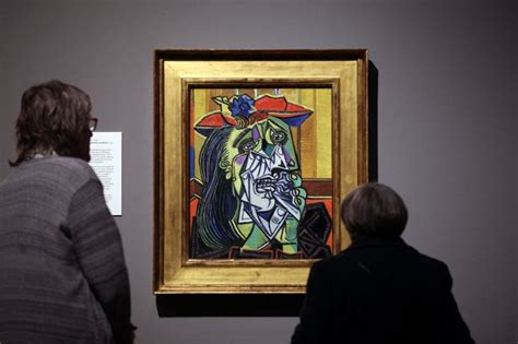 picasso paintings during civil war picasso painting proves a big draw at opening of laing