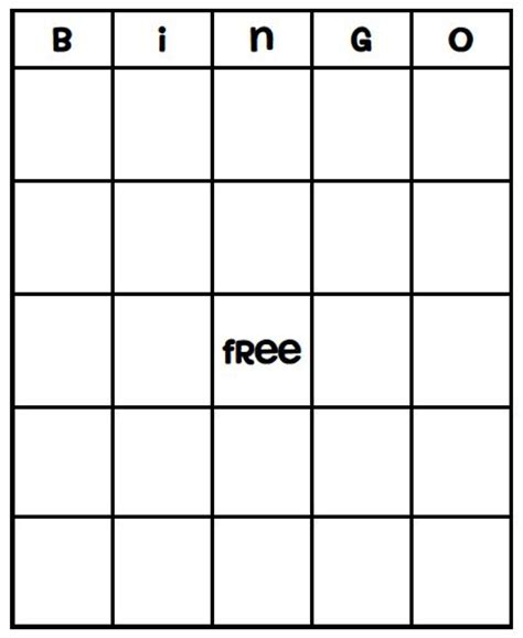 make a bingo card with words 25 best ideas about bingo cards on printable