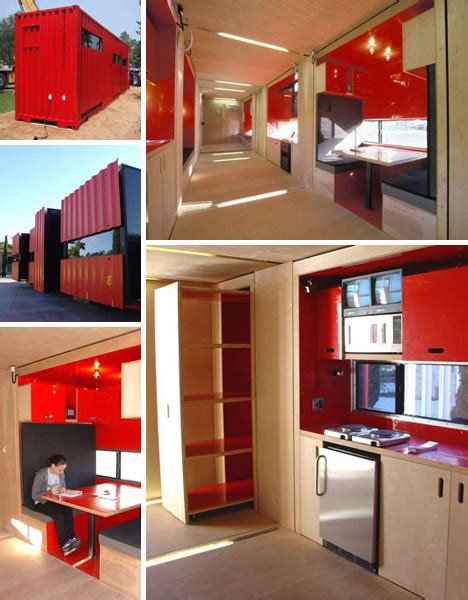 interior design shipping container homes 40 foot container into stylish small home spaces