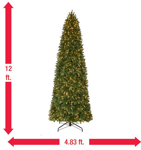 12 ft prelit tree images of 12 ft tree pre lit best