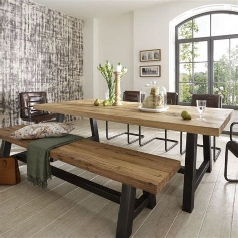 bench dining room tables 25 best ideas about dining table bench on