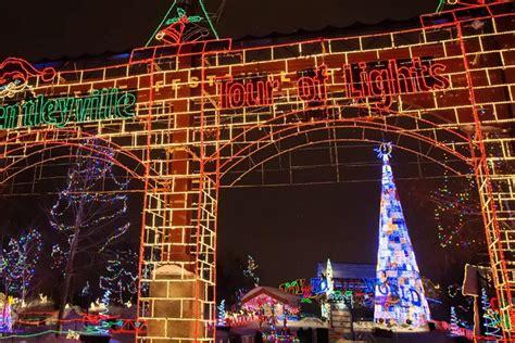 bentleyville duluth minnesota quot tour of lights