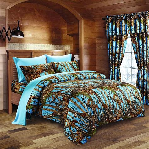 blue camo bedding blue and brown bedding sets ease bedding with style