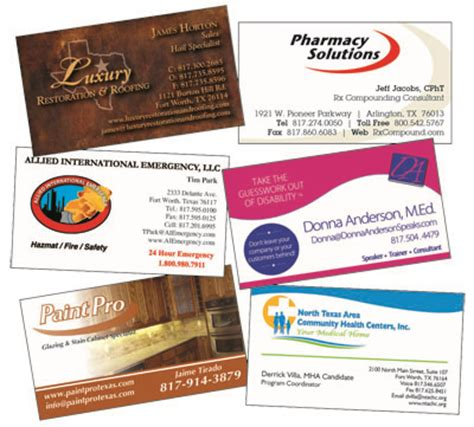 what makes a great business card printing business card flyers brochures and promotional