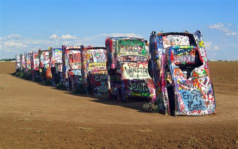 The Cadillac Ranch by Sunday Coffee With Jeb Senior Citizen Travel