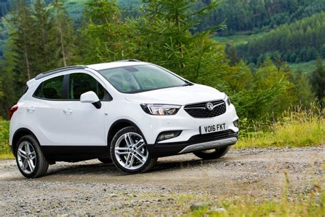 facelifted vauxhall mokka x starts from 163 17 590 swvaux
