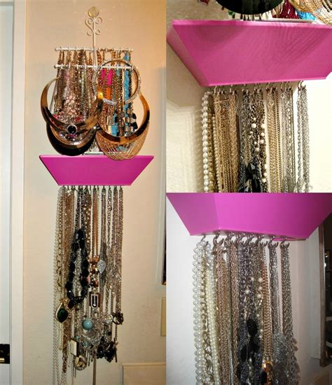 how to make a ring holder for a jewelry box diy jewelry necklace holder