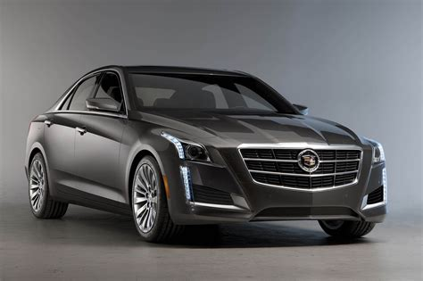Cadillac Cts by 2014 Cadillac Cts Drive Photo Gallery Motor Trend