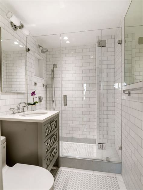 subway tile bathroom designs white subway tile bathroom ideas houzz