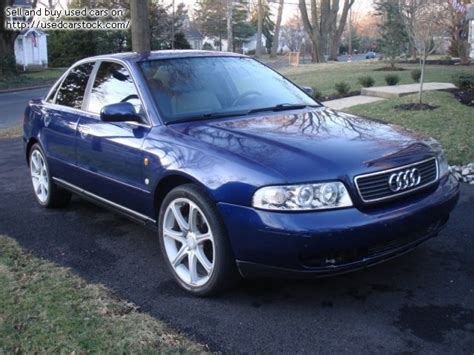 1999 Audi A4 Review by 1999 Audi A4 2 8 Quattro Review Photos Audi Collections